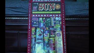Shogun Fireworks - Sun Assortment Unboxing