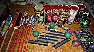 ✅ NIGHT PYROTECHNICS | FIRECRACKERS
