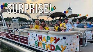 This is Disney Magic! | IllumiNations Birthday Fireworks Cruise Surprise & Staycation Room Tour