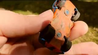 Hot Wheels против Петарды! Hot Wheels vs FireCracker!