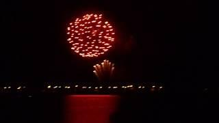 Fireworks in Gruissan, South of France (part 1)
