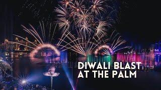 Diwali Celebrations in Dubai 2020 | The Pointe Diwali Fireworks
