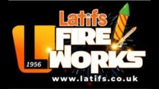 Latifs Fireworks Catalogue 2019 UK