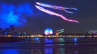 Epcot Forever Fireworks - Full Show - Walt Disney World