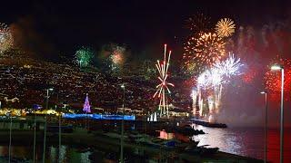 New Year's Eve in Madeira 2020 2021 - Show of Fireworks