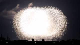 2019 大阪の夏の風物詩 PL花火芸術 総集編 令和元年8月1日 尺玉連打 ラスト 大爆発 The Art of PL Fireworks Osaka Japan