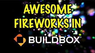 How to Make Awesome FIREWORKS in Buildbox!!!!!