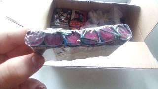 Первый видос///Распаковка посылки с пиротехникой///Моя пиротехника