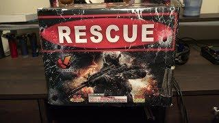 RESCUE - VANGUARD FIREWORKS