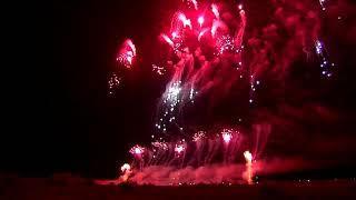 Музыкальный фейерверк  от пиротехников Огни Большого Праздника (г.Нижний Новгород) 2013 год