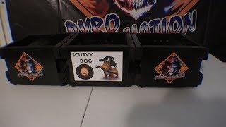 SCURVY DOG - FIREWORKS SAFETY DEVICE