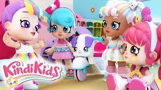 Кинди Кидс | Смешные Игры - Сборник | Веселый мультфильм для девочек | Kedoo мультики