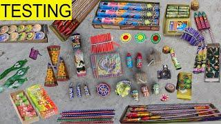 New & Different Types Of Crackers | Diwali Stash | Cheapest Unique Fireworks 2020 | Singh Sixteen