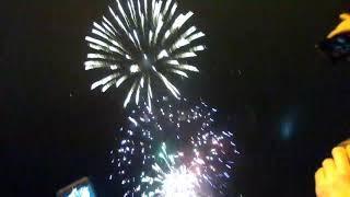 Классные салюты в Баку на новый год