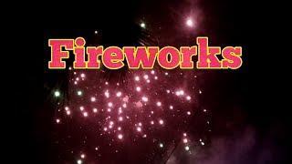 Fireworks , thrissur