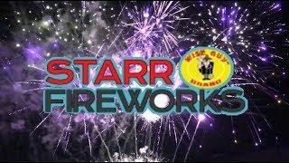 8,400 SHOTS by Starr Fireworks - 2019 FINALE