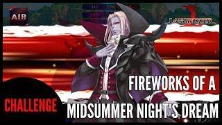 Langrisser M - Fireworks Festival - Challenge - Fireworks of a Midsummer...