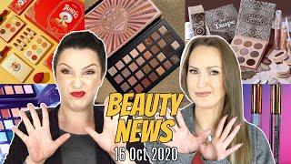 BEAUTY NEWS - 16 October 2020 | FIREWORKS! Ep. 281