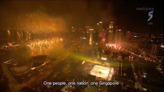 NDP 2019 - Finale Fireworks [August 9, 2019]