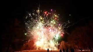 Holiday Fireworks Display - January 2019