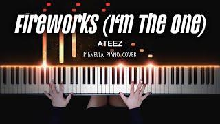ATEEZ - Fireworks (I'm the One) | Piano cover by Pianella Piano