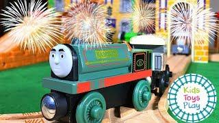 Thomas Engine Samson and the Fireworks | Thomas & Friends Full Episode Season 22