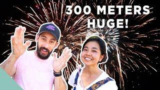 HOW To Experience A Japanese Fireworks Festival!