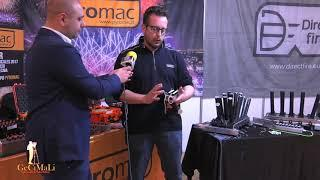 Intervista Pyromac XII edizione International Fireworks Fair by GECIMALI