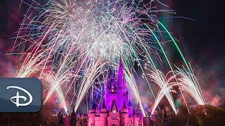 Celebrate New Year's Eve with Fantasy in the Sky Fireworks | Walt Disney World Resort