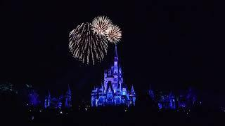 Magic Kingdom's Happily Ever After Fireworks - 30th April 2019