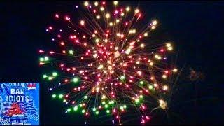 Ban Idiots NOT Guns - 9 Shots - BoomWow Fireworks