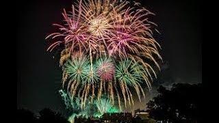 Edinburgh Festival Fireworks Concert 2019
