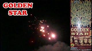 Golden Star from Sony Fireworks - Medium Aerial Shooting Shell