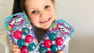 #poppopspets #slime #popslime #biedronka  Милана открывает Pop Pops Pets и ЛОПАЕТ ПУЗЫРИ