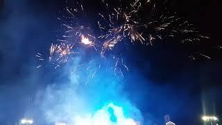 День города Чернигов.  Салют Чернигов 2018