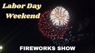 2021 FIREWORKS SHOW: Lake of the Woods
