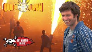 Guy joins in Japan's MASSIVE fireworks display   Guy Martin Proper