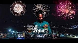 Mr. KILLA - Run Wid It International Soca Monarch Finals 2019 Winner Trinidad Carnival