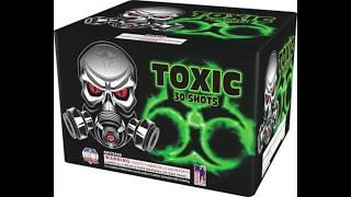 Toxic by Grand Patriot Fireworks