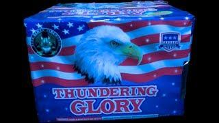 THUNDERING GLORY - PYRO DEMON FIREWORKS