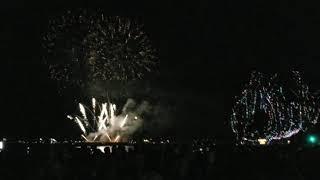 Vancouver fireworks 2019 Croatia