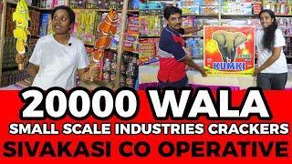 சென்னையில் மலிவான விலையில் Sivakasi Crackers I Co operative Fireworks | Celebrate Diwali #WithMe