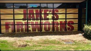 Jakes Fireworks Tour - Duluth, GA