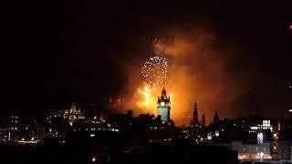 Edinburgh Festival Fireworks 2019 - Part 4 of 4