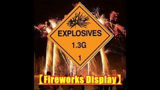 Fireworks Display Concurso internacional de fuegos artificiales,fireworks,vuurwerk,feuerwerk