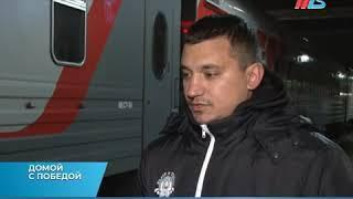 Репортаж телеканала МТВ от 22 ноября 2018 года