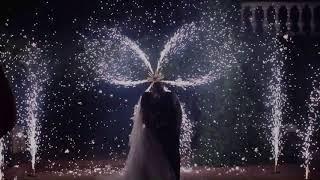 Свадебный фейерверк - вертушки минимум
