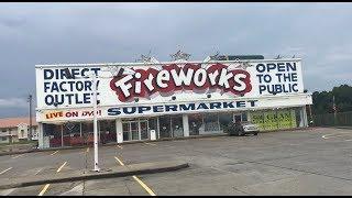Fireworks Supermarket Tour - Jasper, TN