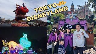 Happiest Day Ever @ Tokyo Disneyland! (3 Parades(!!!), 10+ rides & Fireworks!)