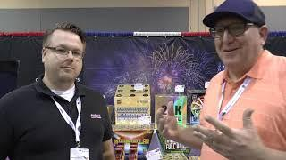 2019 National Fireworks Association Convention Trade Floor